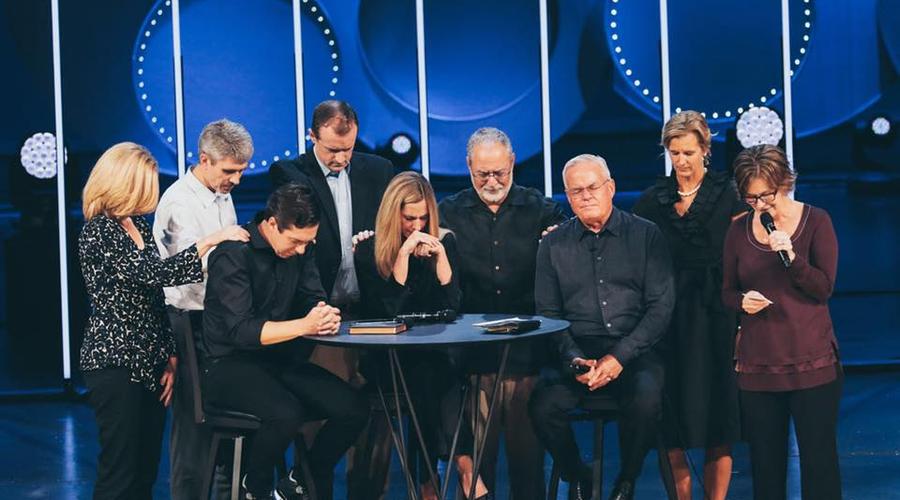 Gebet für die neue Gemeindeleitung